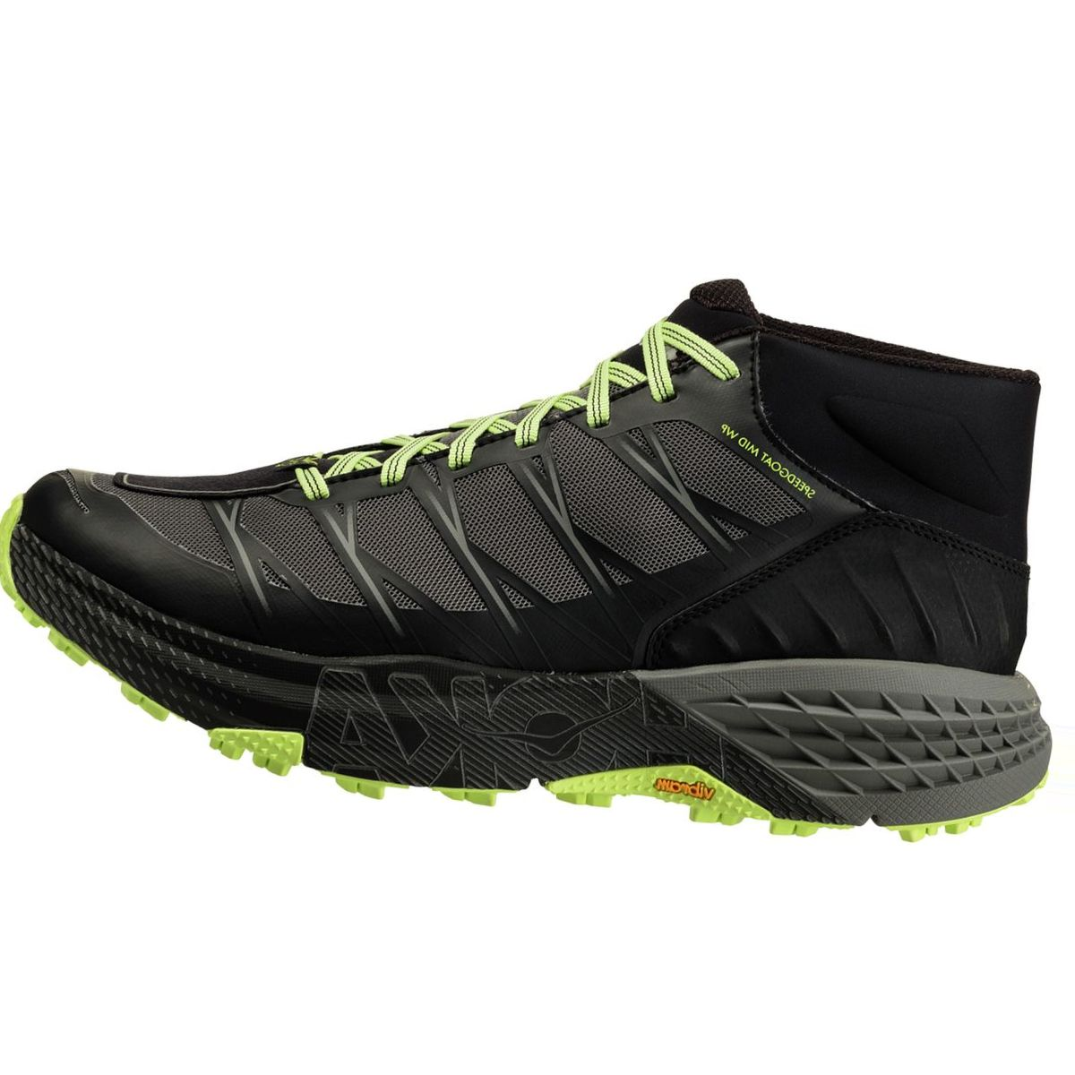 HOKA ONE ONE Speedgoat Mid WP Trail Run Shoe - Men's