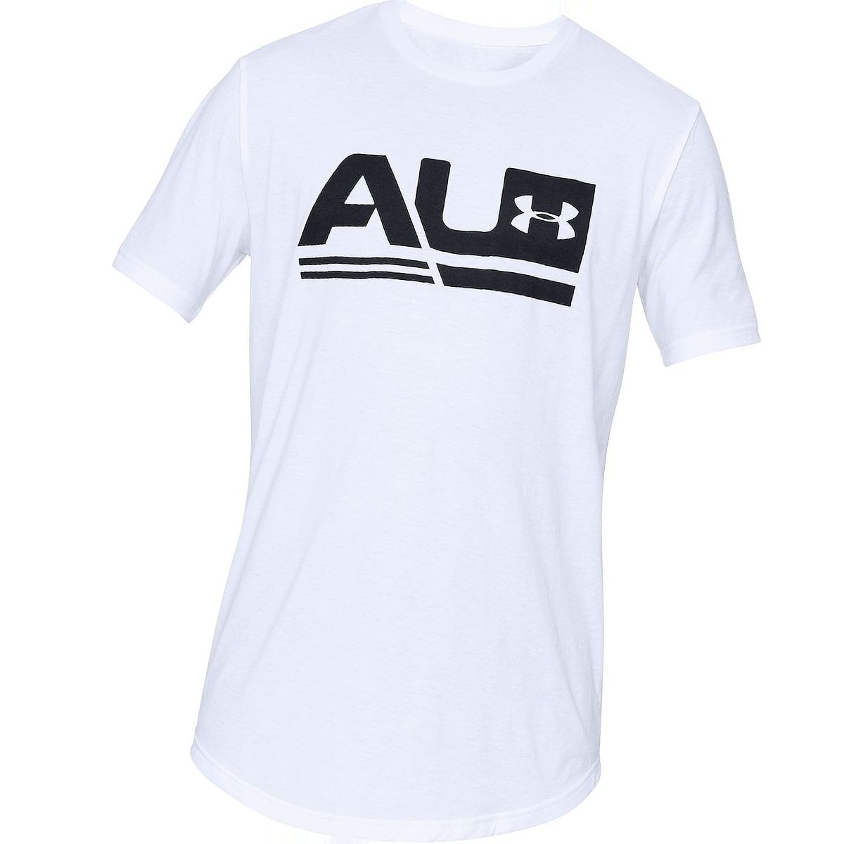 Under Armour Sportstyle Short-Sleeve Drop Hem Shirt - Men's