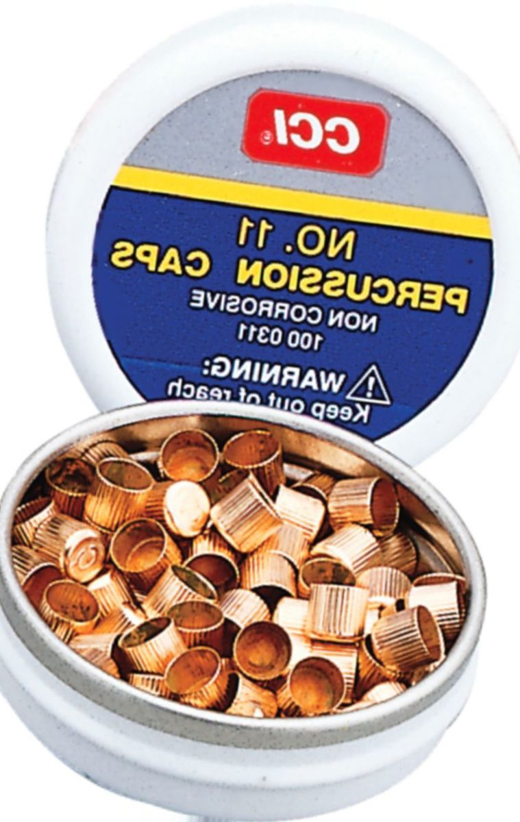 CCI® No. 11 Magnum Percussion Caps