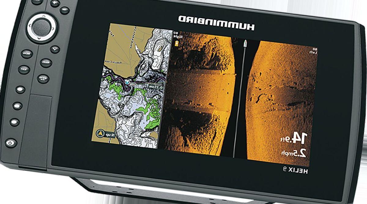 Humminbird® Helix™ 9 CHIRP MEGA SI Sonar/GPS G2N Combo