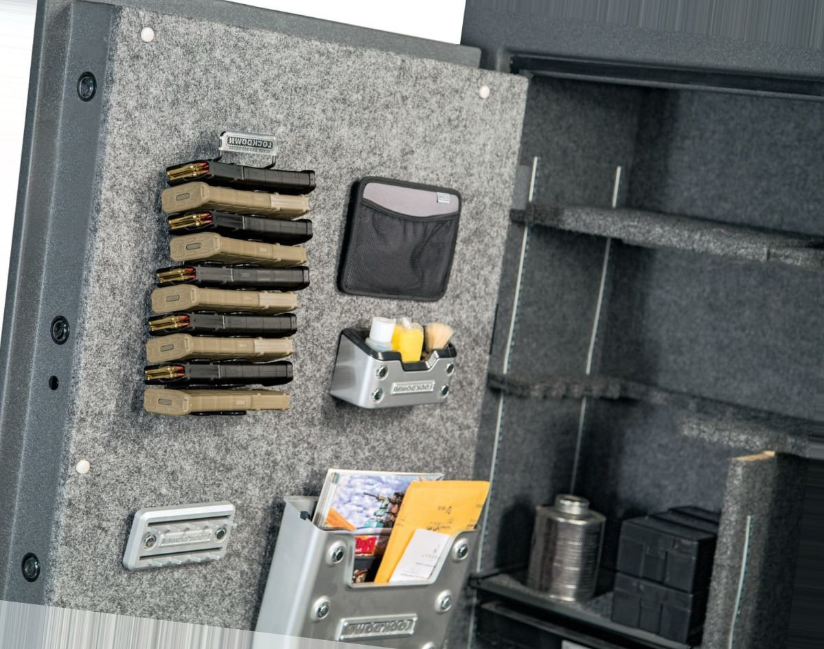 Lockdown™ AR-15 Magazine Rack
