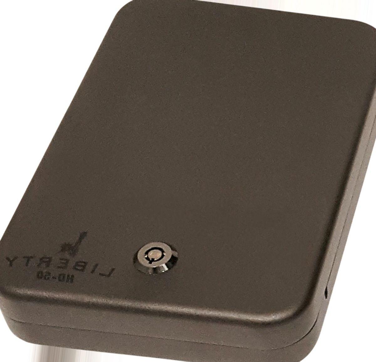 Liberty HDX-250 Bronze Smart Vault with HD-50 Key Vault