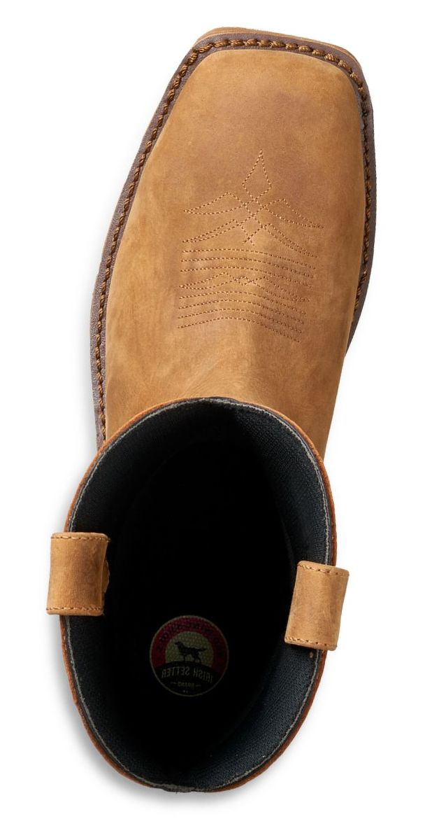 Irish Setter Men's Marshall Waterproof Western Boots
