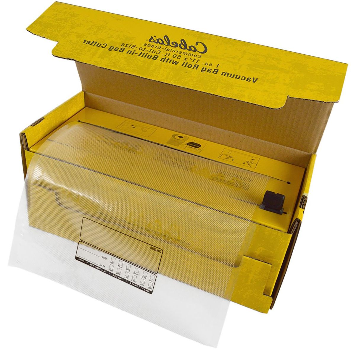 Cabela's® Roll Cutter Box Vacuum Bags