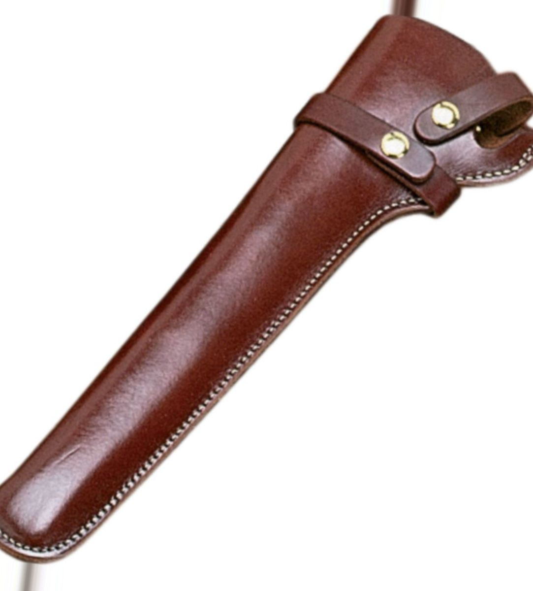 Triple K Leather Holster for Army Buffalo Black Powder Revolvers