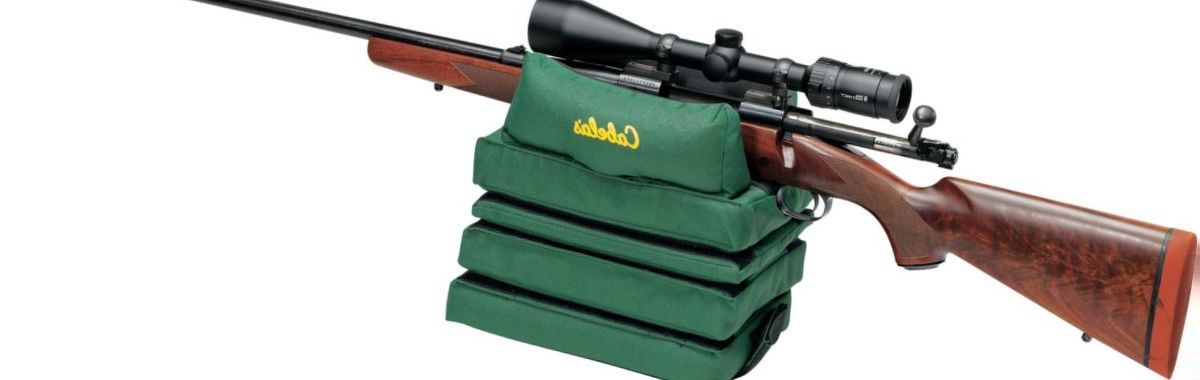 Cabela's Stack and Shoot Bags