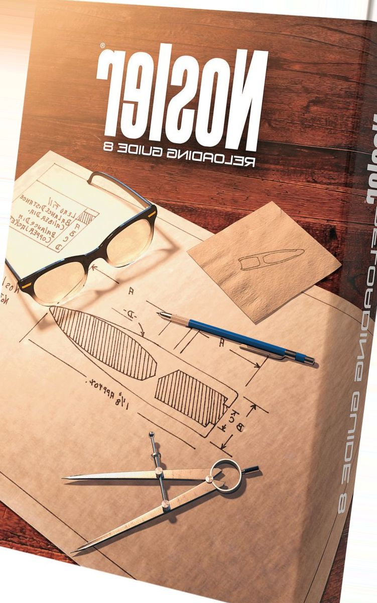 Nosler® Reloading Manual #8