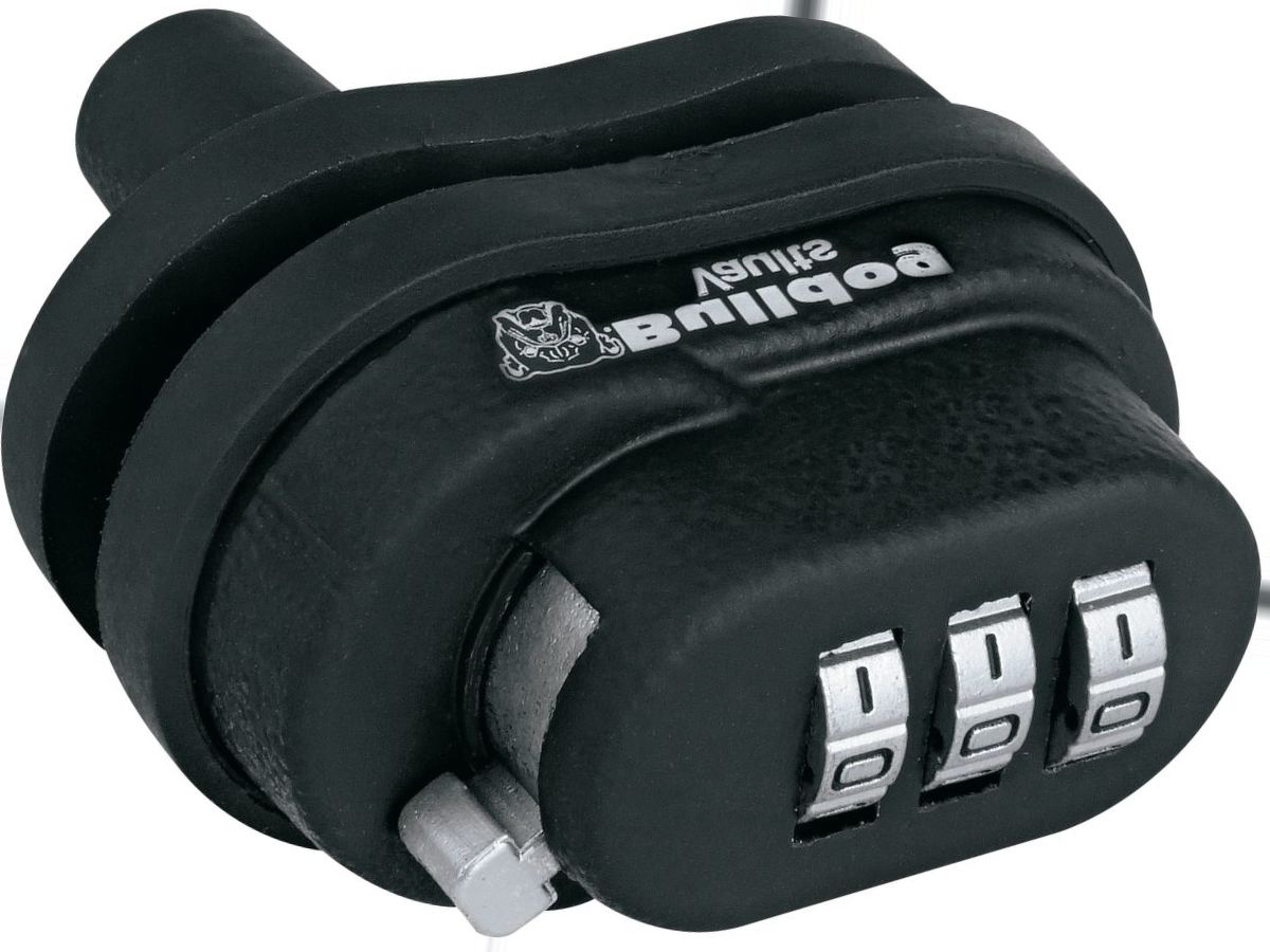 Bulldog Combo Trigger Lock