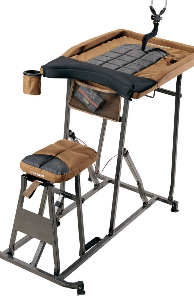 Herter's® Deluxe Shooting Bench
