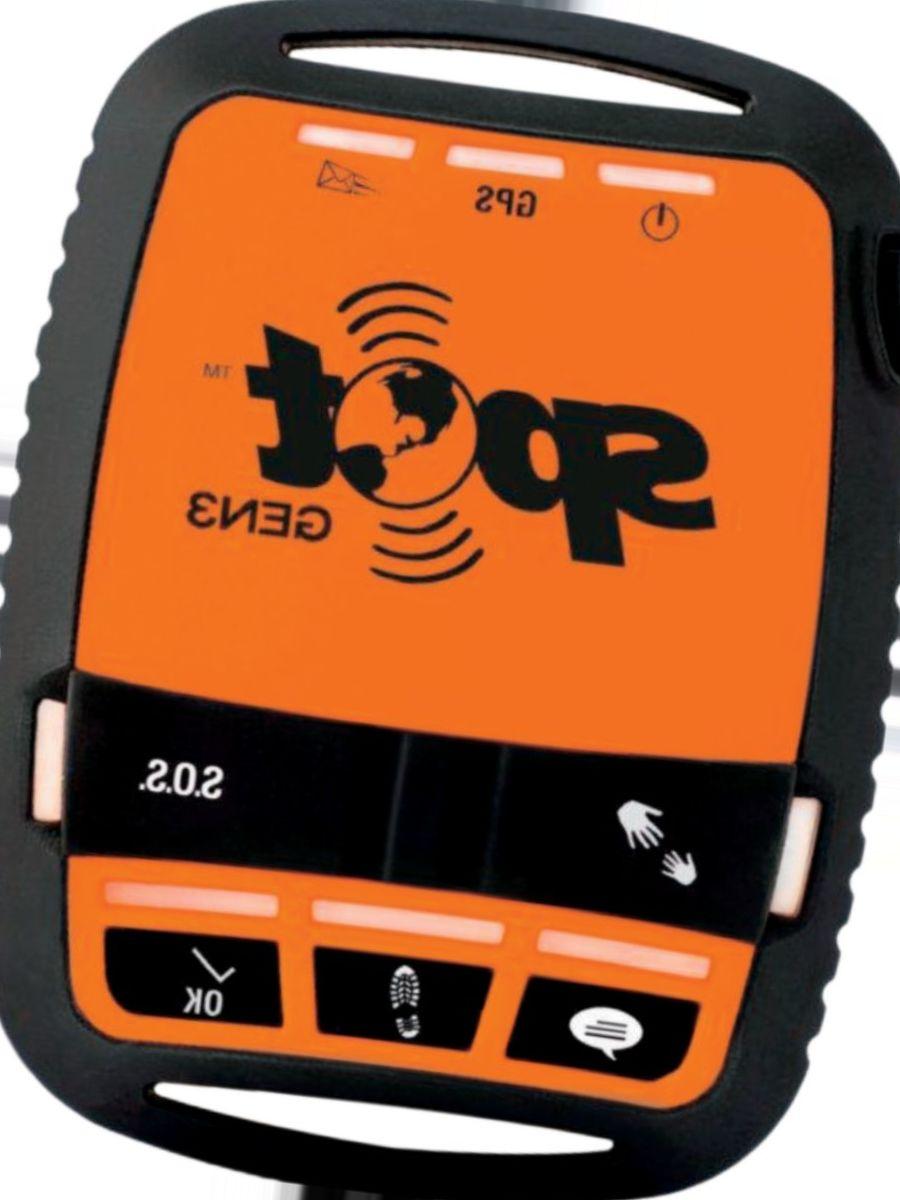 Spot™ Gen3 Satellite GPS Messenger Personal Tracker