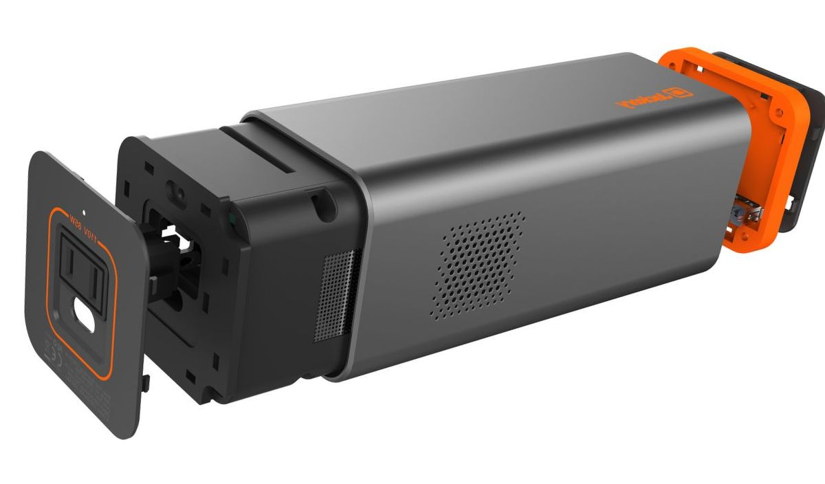 Jackery Explorer 75 Portable Power Source