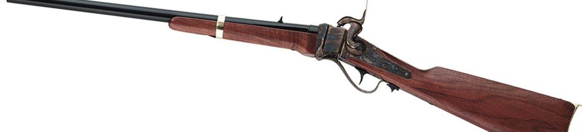 Pedersoli 1862 Sharps Confederate .54-Cal. Percussion Rifle