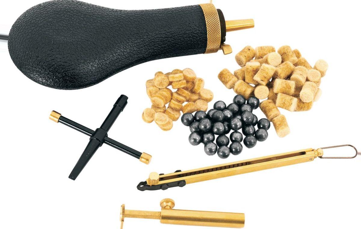 Cabela's by Pedersoli Black-Powder Revolver Starter Kit