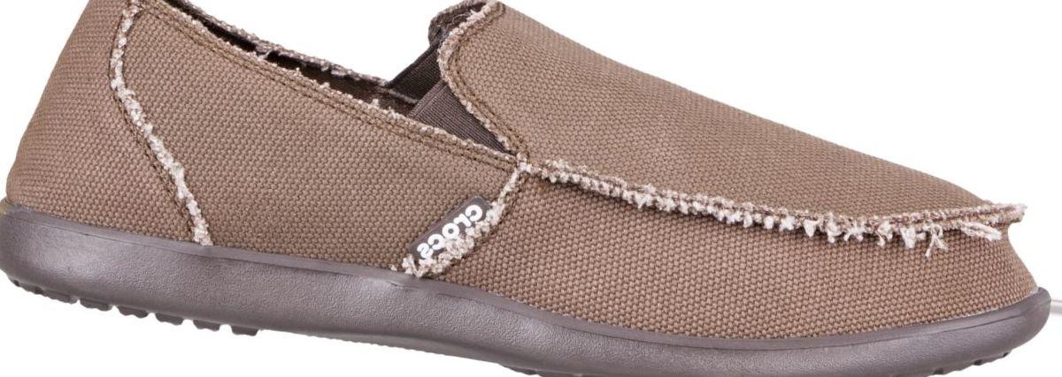 Crocs™ Men's Santa Cruz Slip-Ons