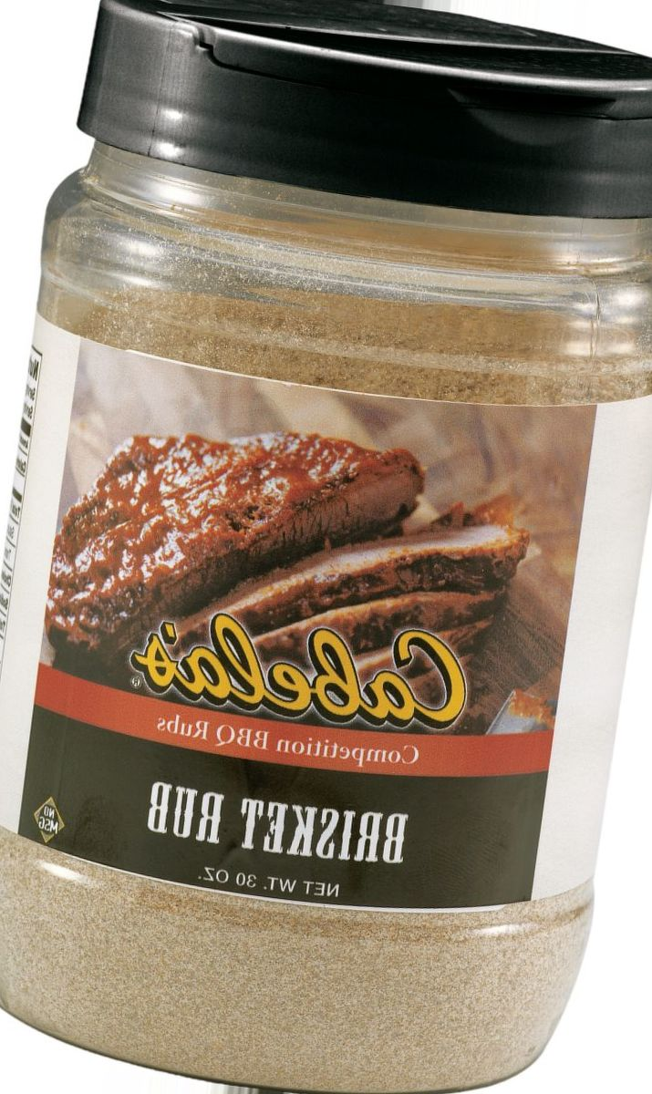 Cabela's Competition Barbecue Rubs
