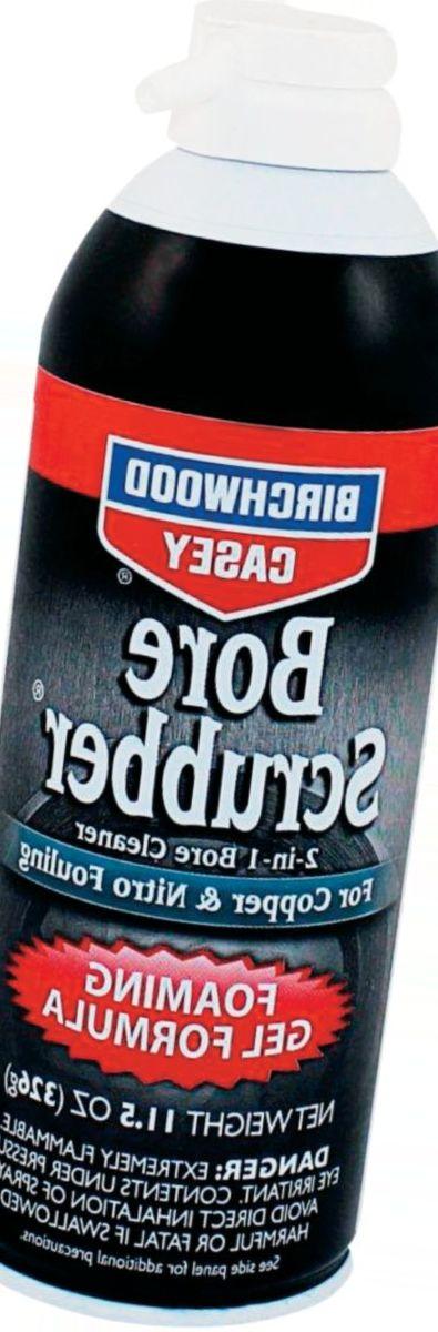 Birchwood Casey Bore Scrubber® Foaming Gel