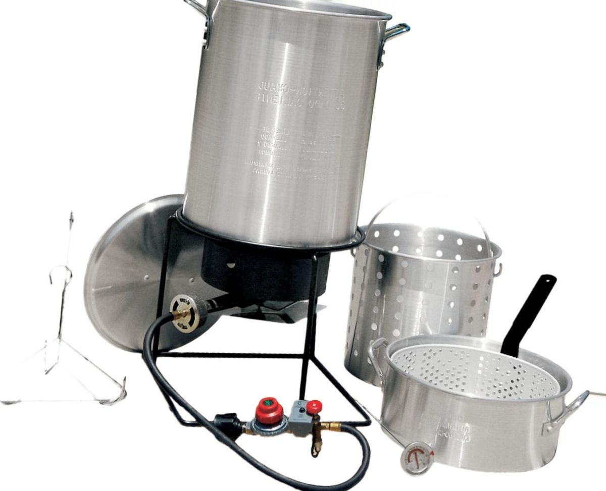 Cabela's Multi-Cooker Kit