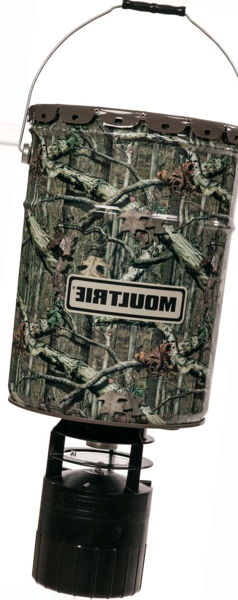 Moultrie 6.5-gal. Pro Hunter Hanging Feeder