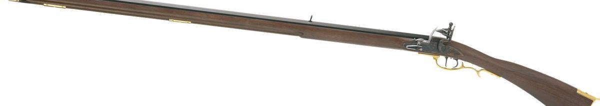 Pedersoli Blue Ridge Flintlock Rifles