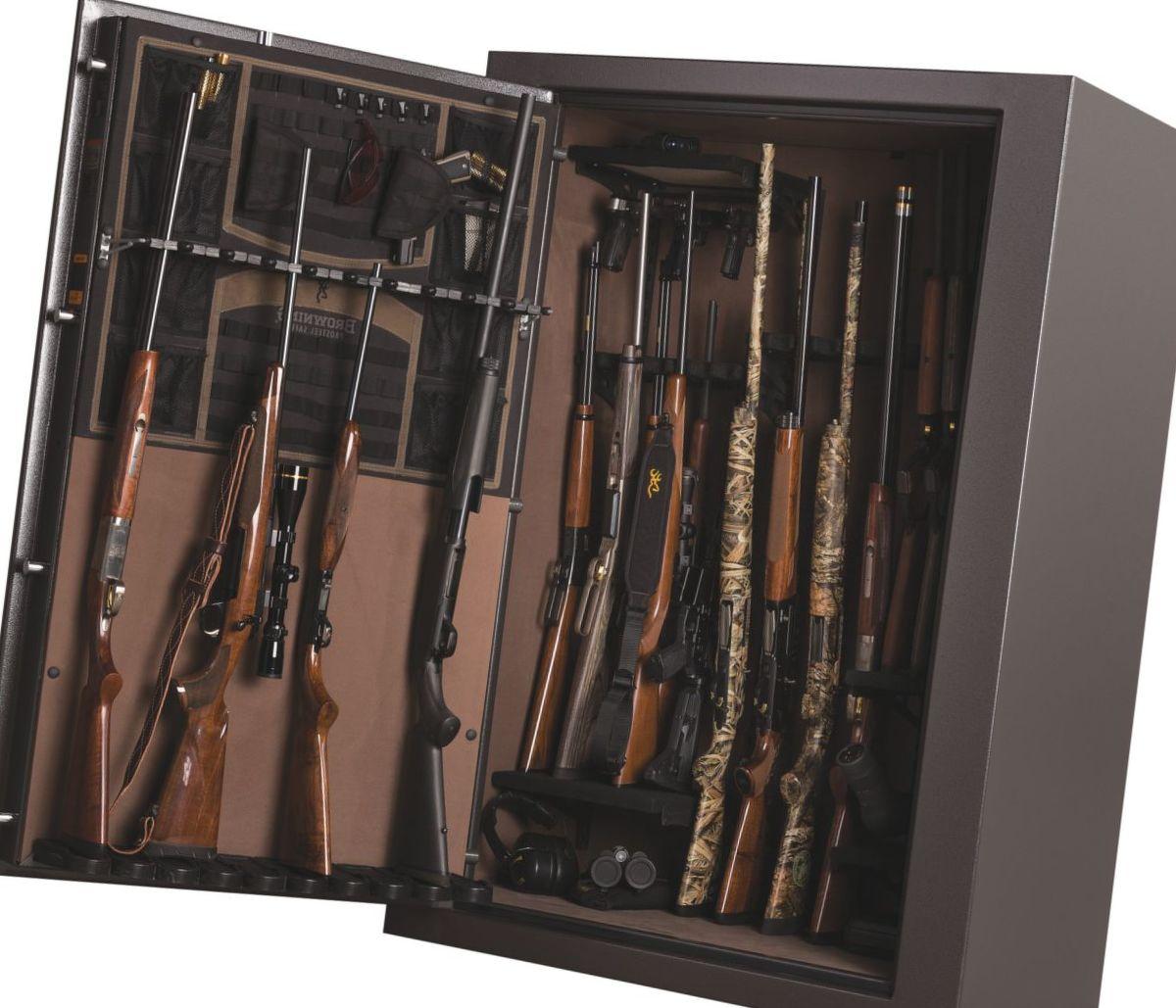 Browning® Hawg 49-Gun Safe