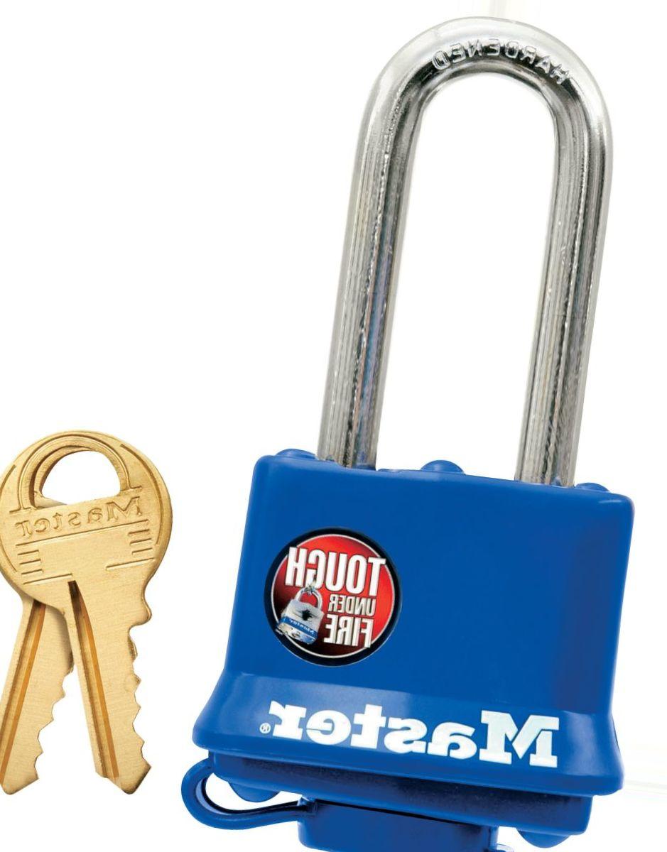 Master Lock® No. 312DLH Padlock