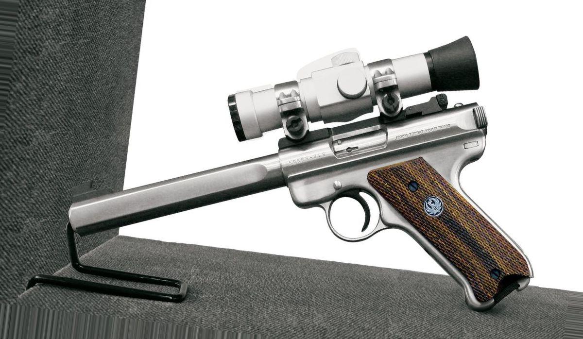 Liberty Safe and Gun Storage Solutions Handgun Hangers – Back-Over