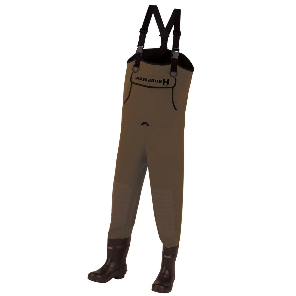 Hodgman® Men's Caster Neoprene Bootfoot Fishing Waders - Felt Sole
