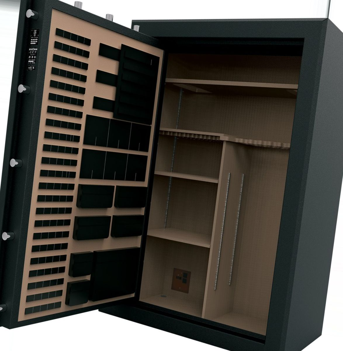 Cannon 1965 Series 48-Gun Safe