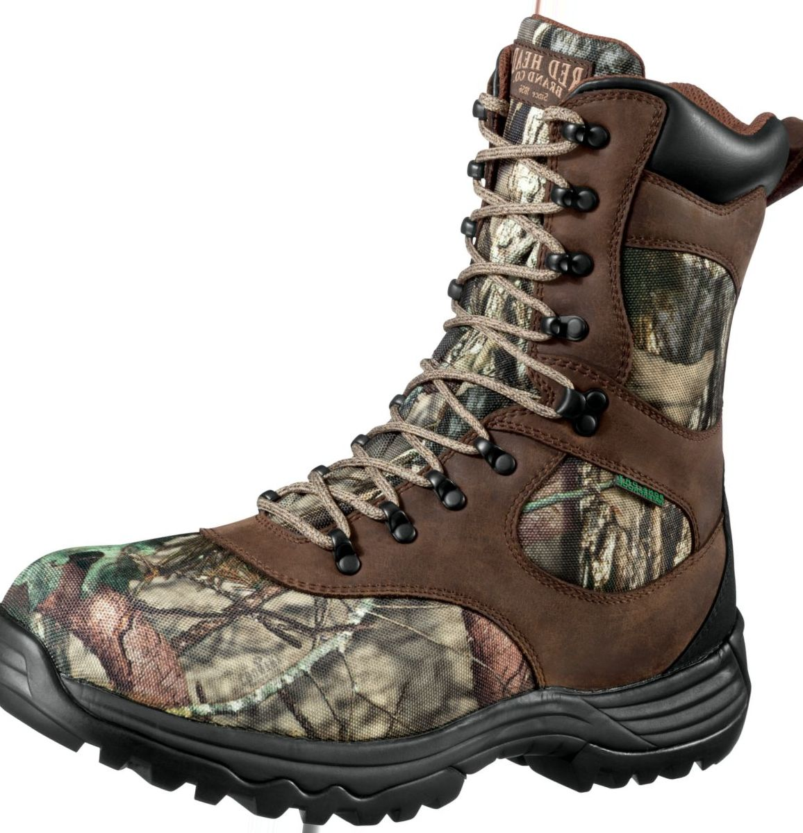 RedHead® Men's Expedition Ultra BONE-DRY® Insulated Waterproof Hunting Boots