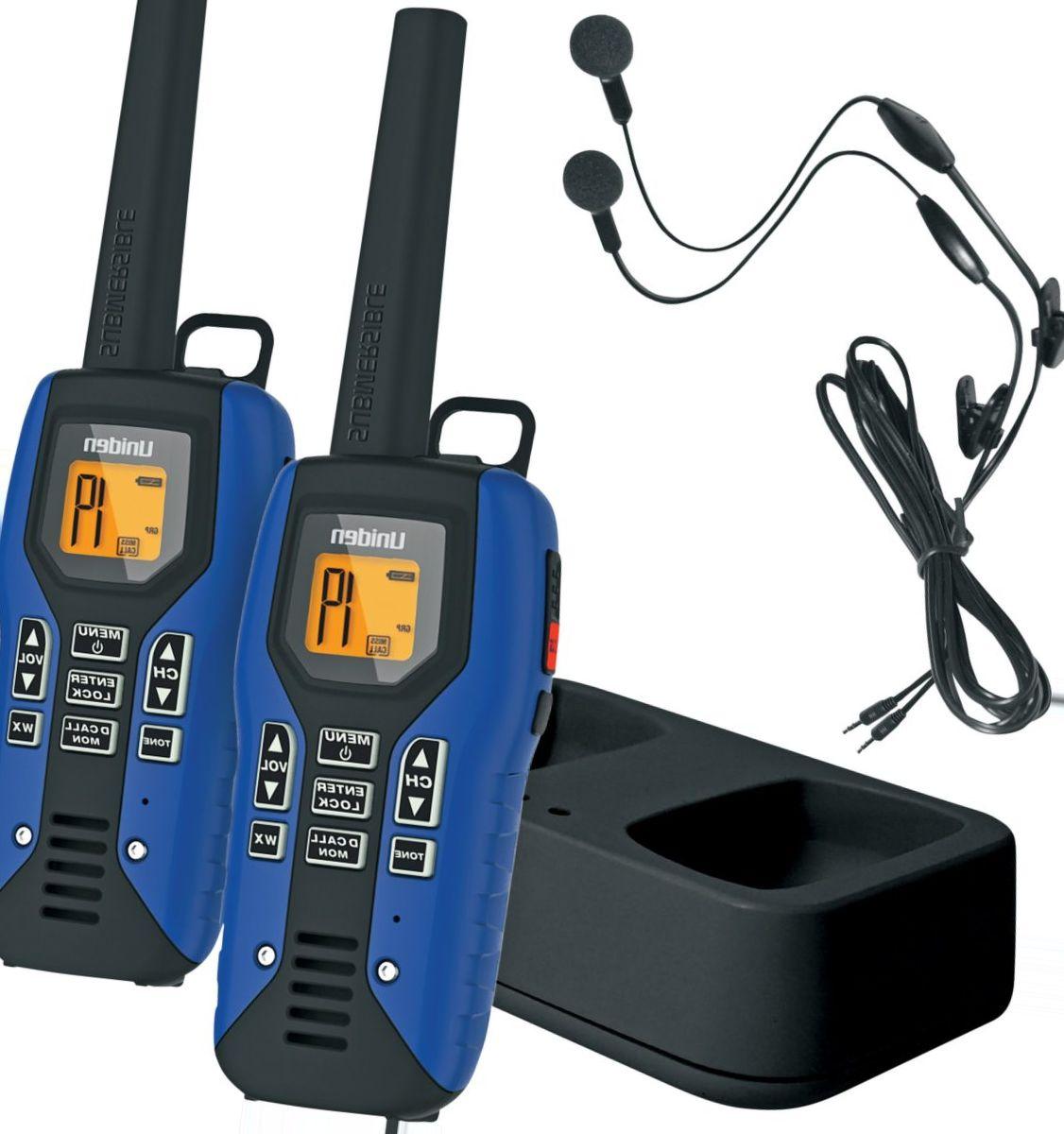 Uniden® GMR5095 GMRS Marine Radio