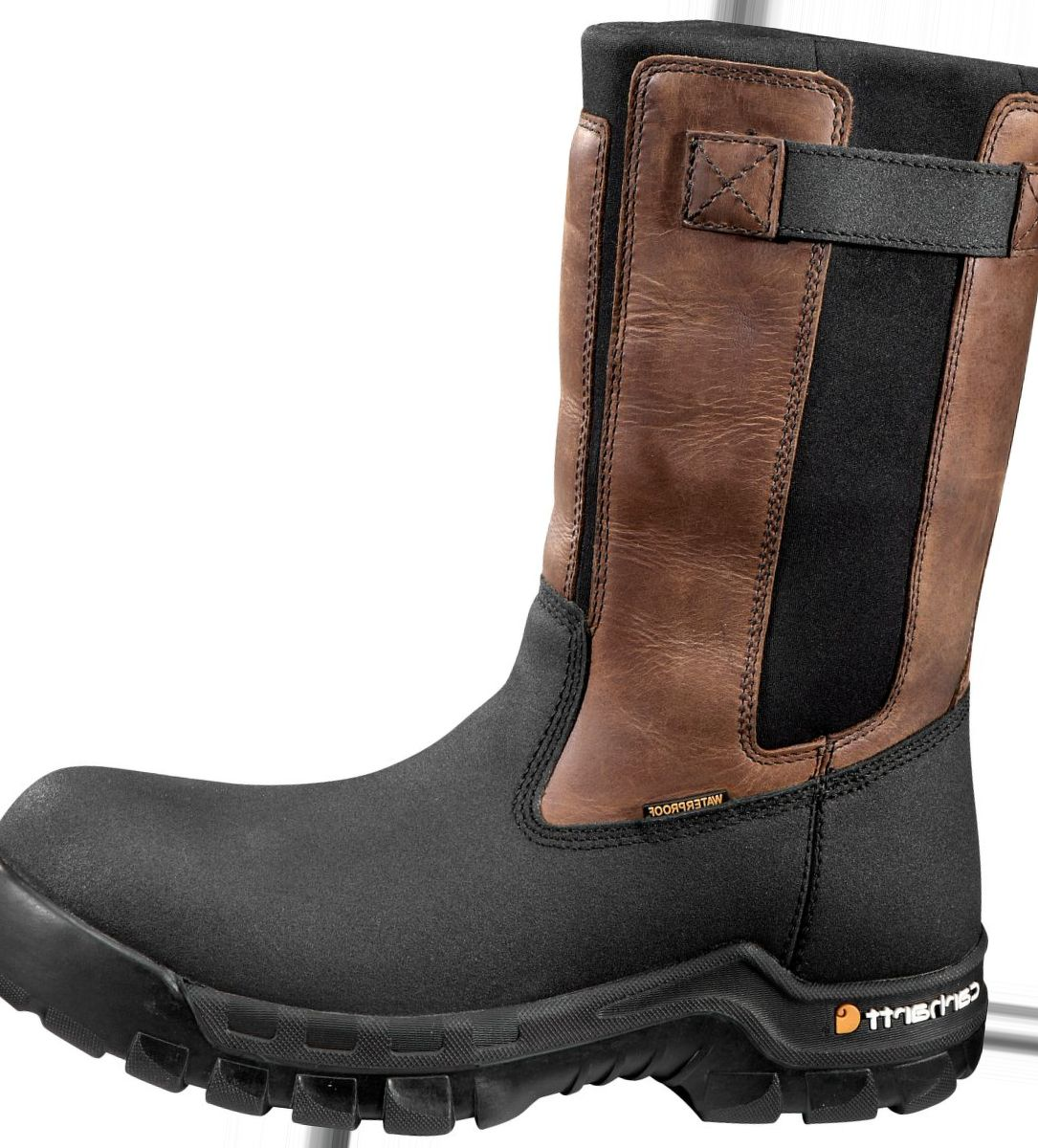 "Carhartt® 10"" Composite-Toe Western Boots"
