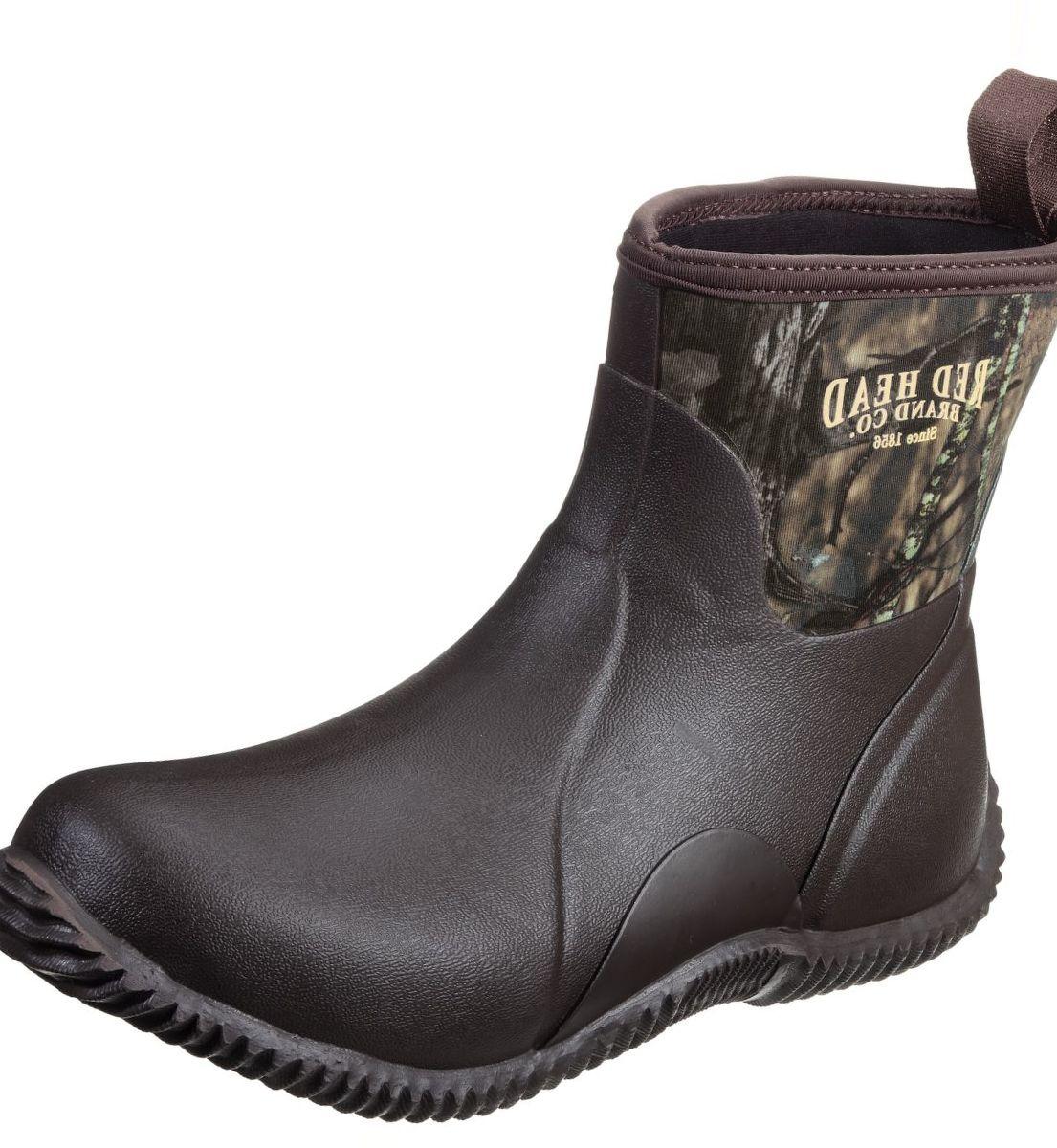 """RedHead® Men's 8"""" Mallard Boots"""