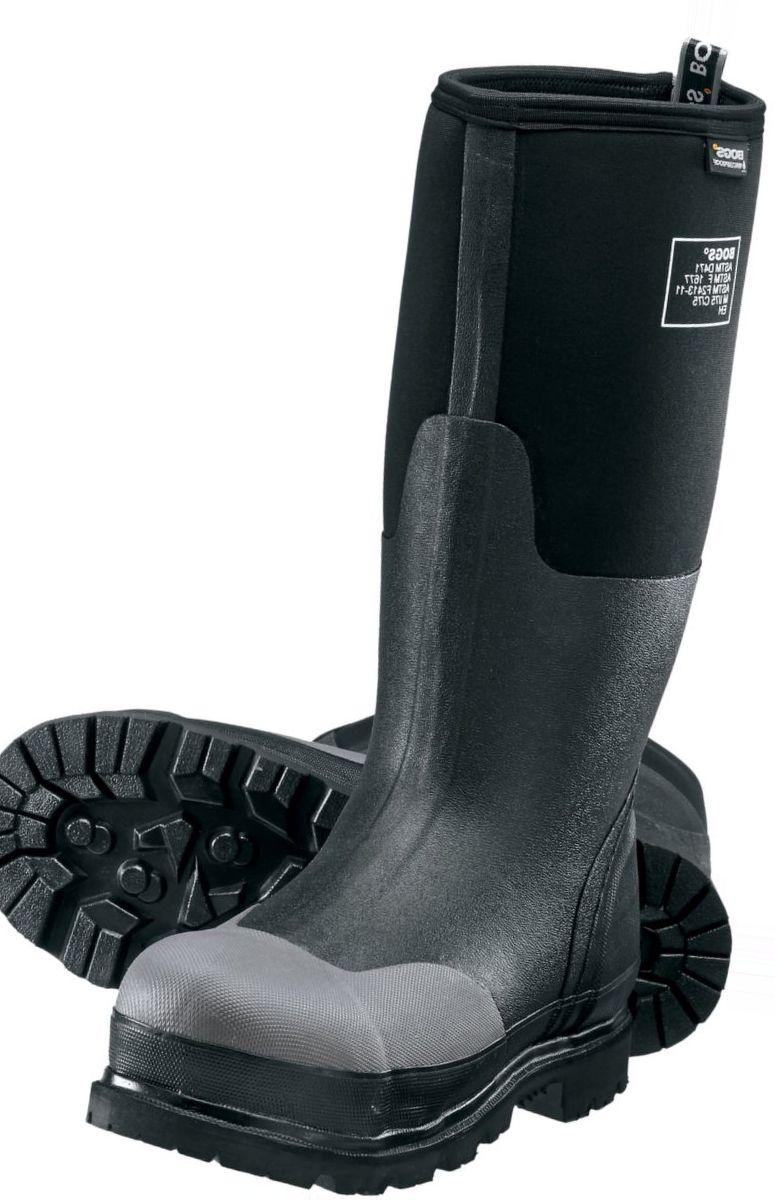 Bogs® Men's Forge Steel-Toe Rubber Boots