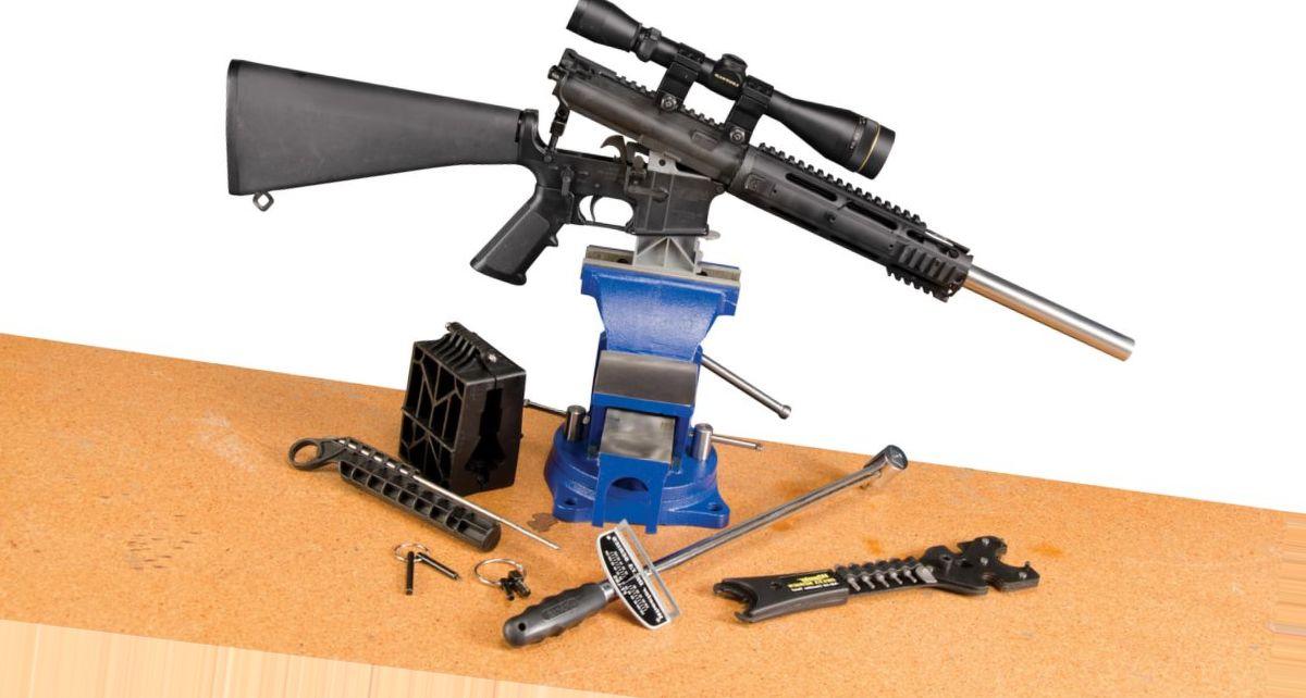 Wheeler® Delta Series AR Armorer's Essentials Kit