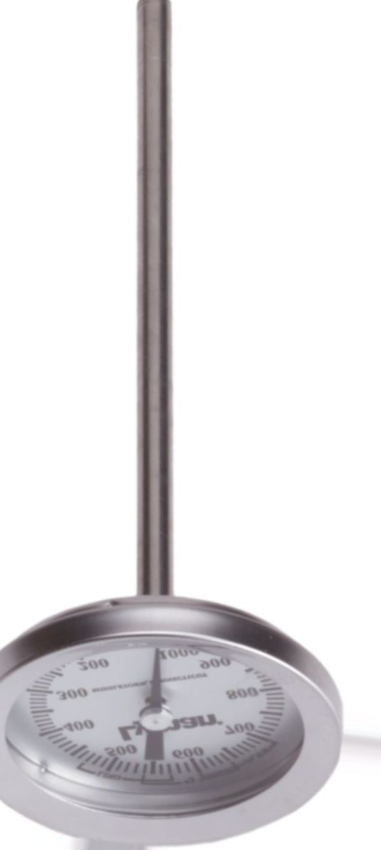 "Lyman 6"" Stainless Steel Casting Thermometer"