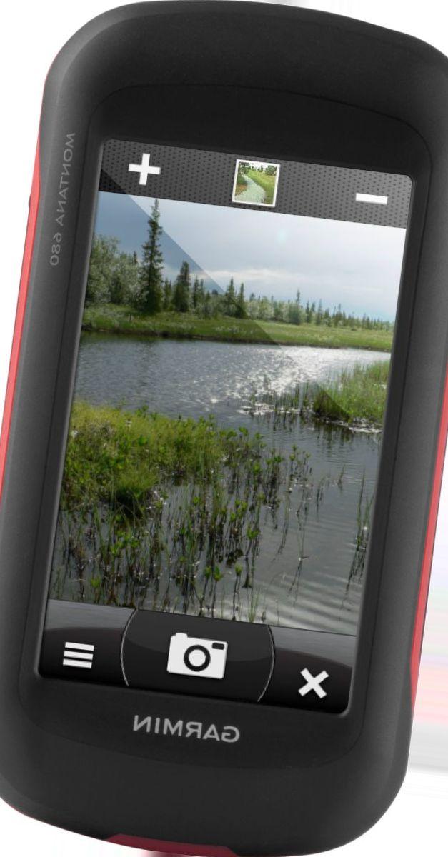 Garmin® Montana® 680 GPS