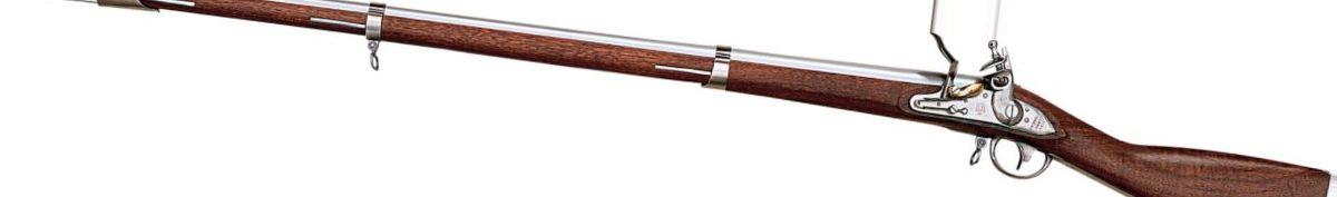 Pedersoli 1816 Harper's Ferry .69-Cal. Flintlock Musket
