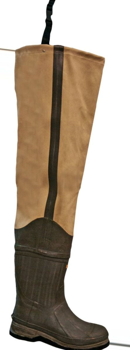 Frogg Toggs® Men's Bull Frogg™ Hip Boots with Felt Soles