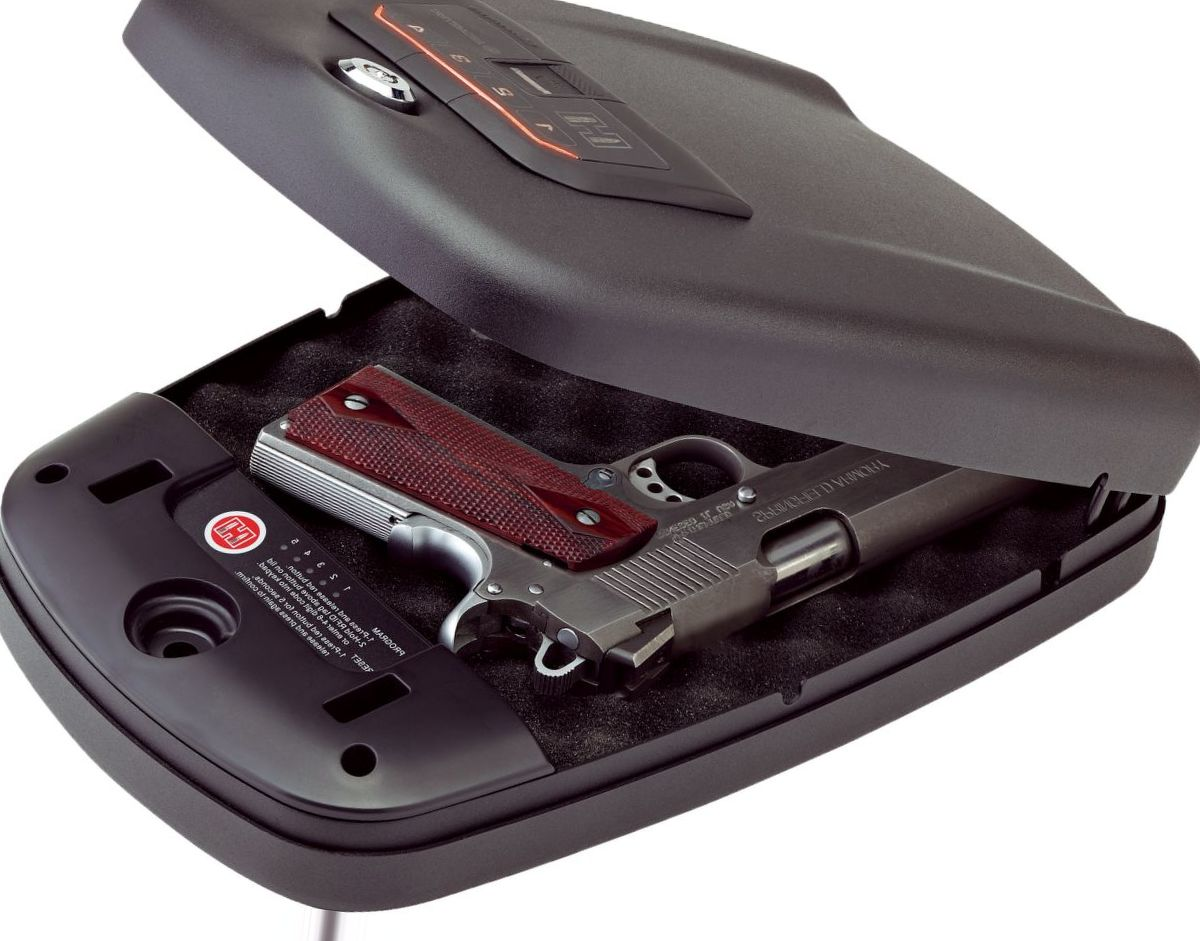 Hornady® Biometric Handgun Safe