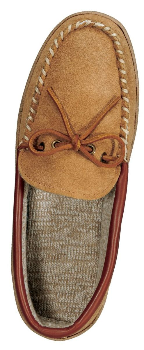 RedHead® Men's 100-Gram Thinsulate™ Moc Slippers