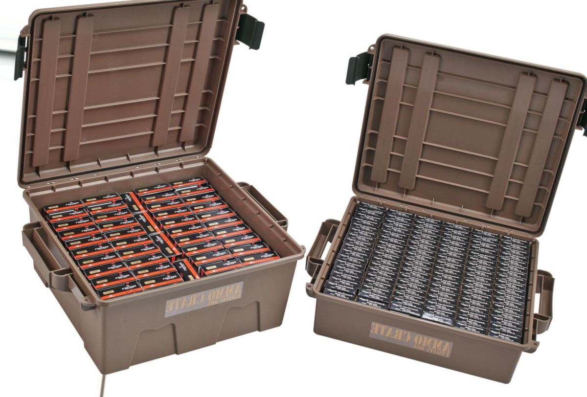 MTM Ammunition Crate