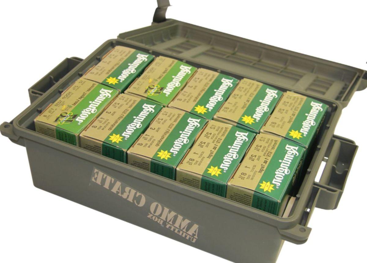 MTM Ammunition Crate
