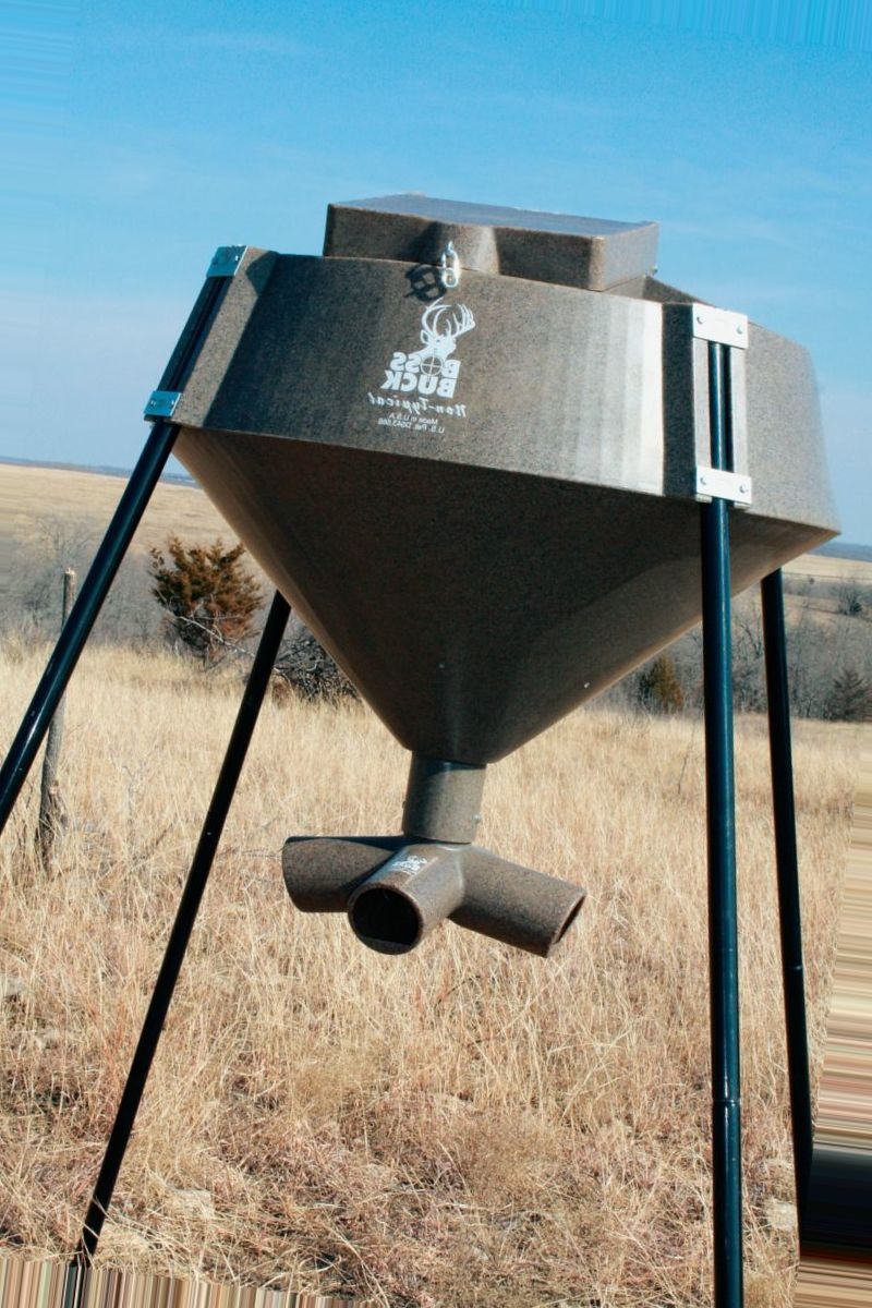 Boss Buck 600-lb. All-In Protein Feeder