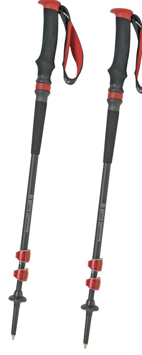 Black Diamond® Trail Pro Shock Trekking Poles