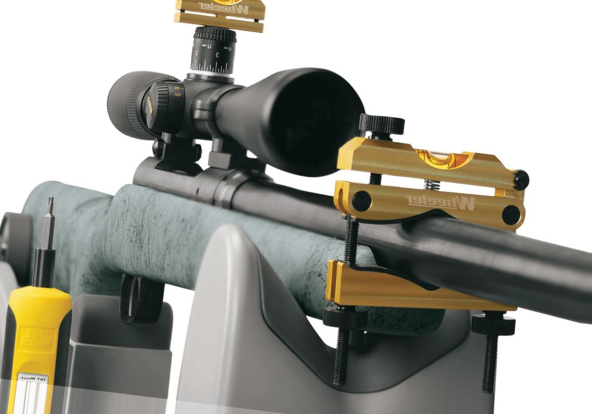 Wheeler® Pro Reticle Level System