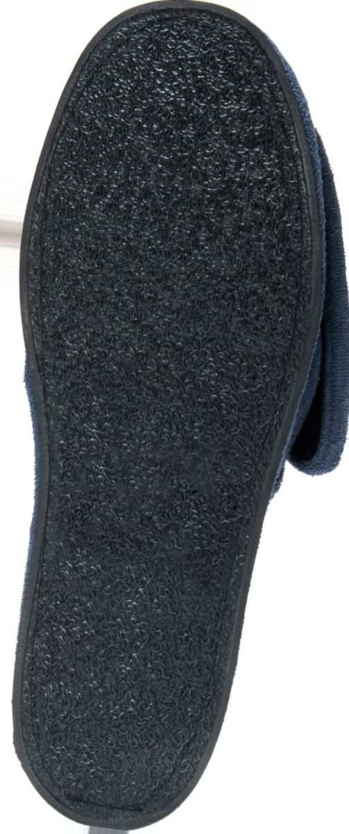MUK LUKS® Men's Velcro® Open-Toe Slippers