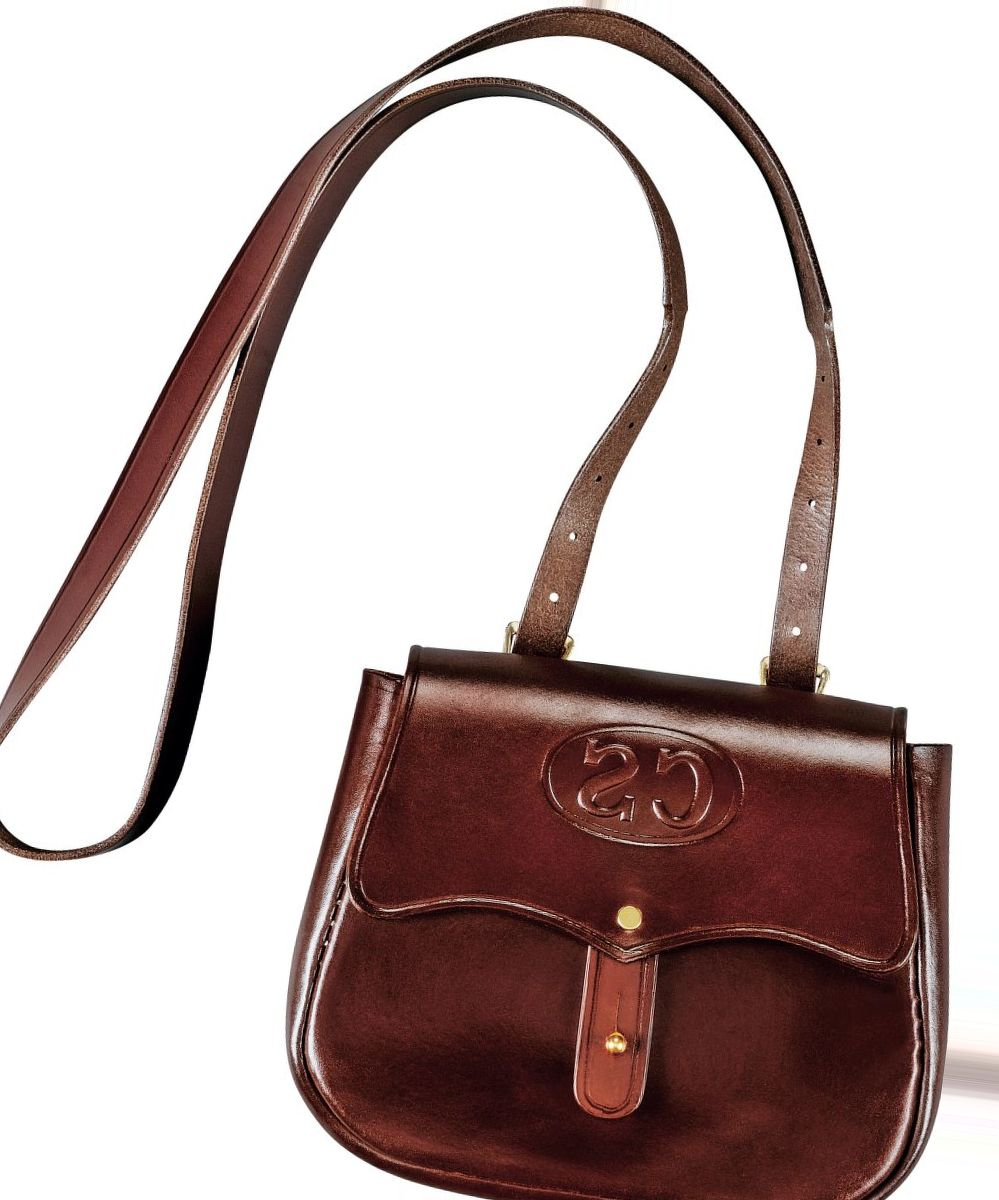 Triple K Leather Possibles Bag