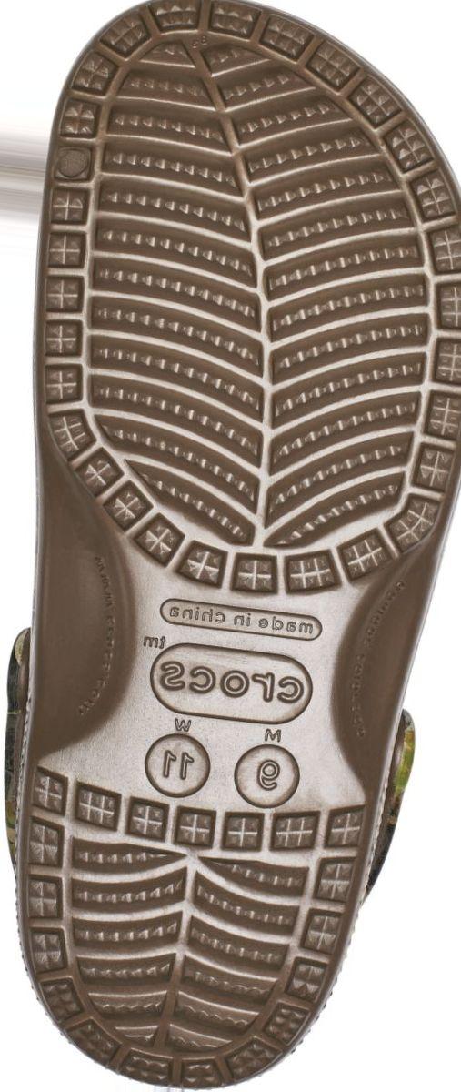 Crocs® Men's Classic TrueTimber® Kanati Clogs