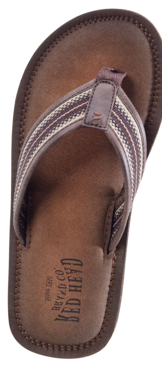 RedHead® Men's Birch Toe-Post Sandals