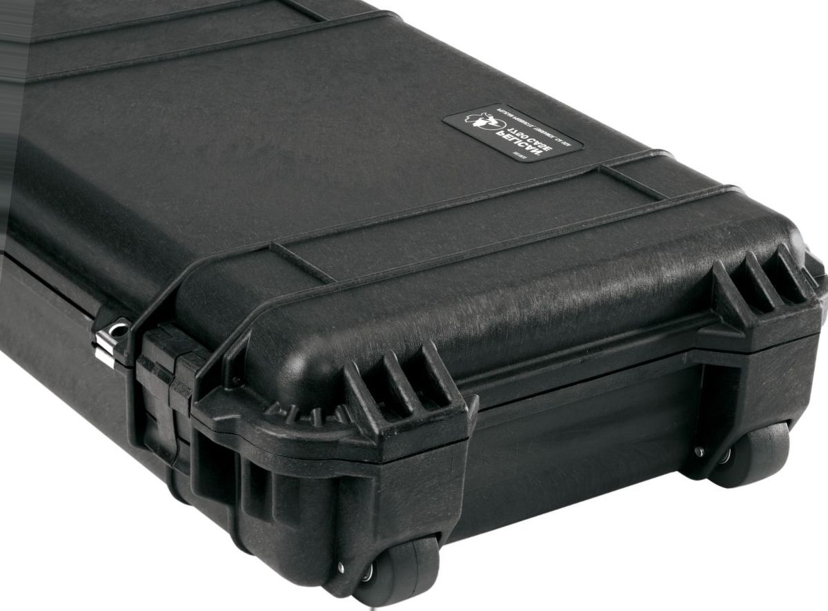 Pelican™ Double Takedown Case – Black